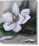Magnolia Two - 2007 Metal Print