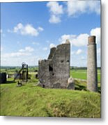 Magpie Mine 1 Metal Print