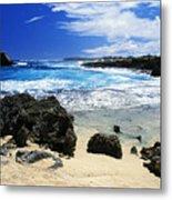 Mahaulepu Koloa Beach Metal Print