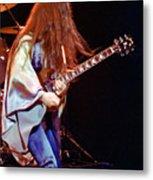 Mahogany Rush Seattle #2 Metal Print