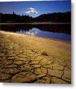 Mahoney Lake Metal Print