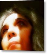 Maid Of Constant Sorrow   Self-portrait Metal Print