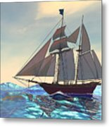 Maiden Voyage Metal Print