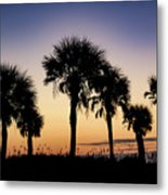 Main Beach Sunrise  Metal Print