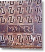 Mainca Landscape Metal Print