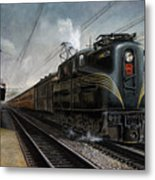Mainline Memories Metal Print
