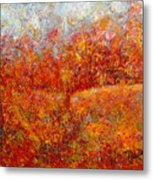 Majestic Autumn Metal Print