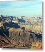 Majestic Grand Canyon Metal Print