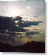 Majestic Ohio Sky Metal Print