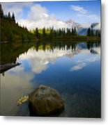 Majesty Revealed Metal Print