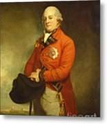 Major-general Sir Archibald Campbell Metal Print