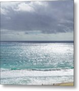 Makapuu Beach Oahu Hawaii Metal Print