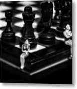 Make A Move Already Metal Print