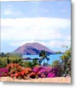 Makena Maui Metal Print