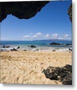 Makena View From Secret Beach Metal Print