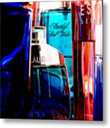 Makes Scents To Me Metal Print
