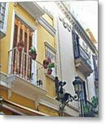 Malaga-2010-20 Metal Print