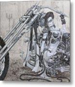 Malice Metal Print