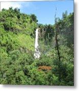 Malino, Waterfall Metal Print