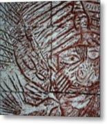 Mama Africa 2 - Plaque Metal Print