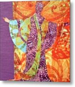 Mama Butterfly Metal Print