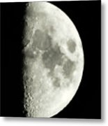 Man In The Moon Metal Print