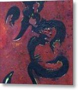 Man Of Sorrows Metal Print