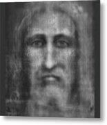 Man Of The Shroud 3 Metal Print