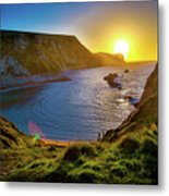 Man Of War England Metal Print