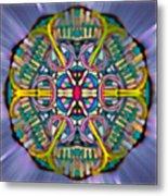 Mandala 53 Metal Print