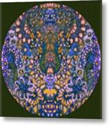 Mandala 55 Metal Print