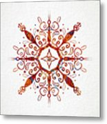 Mandala Art 2 Metal Print