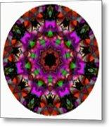 Mandala - Talisman 1100 - Order Your Talisman. Metal Print