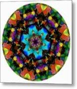 Mandala - Talisman 1101 - Order Your Talisman. Metal Print