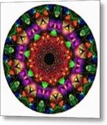 Mandala - Talisman 1102 - Order Your Talisman. Metal Print