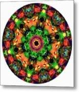 Mandala - Talisman 1106 - Order Your Talisman. Metal Print