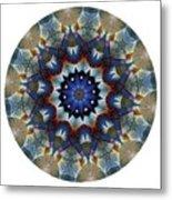 Mandala - Talisman 1120 - Order Your Talisman. Metal Print