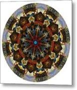 Mandala - Talisman 1123 - Order Your Talisman. Metal Print