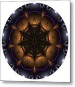 Mandala - Talisman 1430 Metal Print