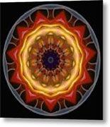 Mandala - Talisman 1452 Metal Print