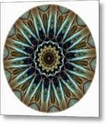 Mandala - Talisman 1457 Metal Print
