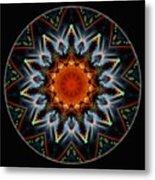 Mandala - Talisman 1538 Metal Print