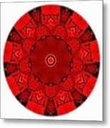 Mandala - Talisman 1541 Metal Print