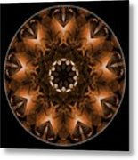 Mandala - Talisman 3704 Metal Print
