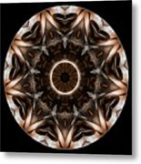 Mandala - Talisman 3706 Metal Print