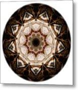 Mandala - Talisman 3707 Metal Print