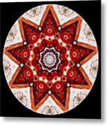 Mandala - Talisman 4009 Metal Print
