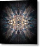 Mandala171115-3259 Metal Print