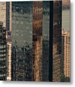 Mandarin Oriental, New York Metal Print