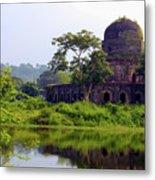 Mandu Metal Print